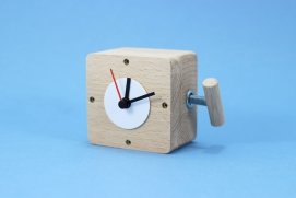 Vice Clock - nutcracker