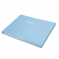 Double Blue Photobook